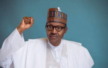 BABA, a poem in support of President Muhammadu Buhari against Judiciary Corruption