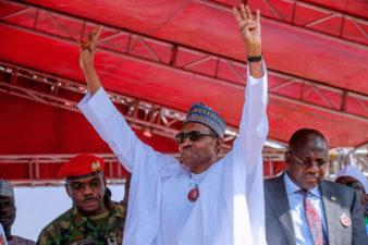 We will not fail Nigerians, President Buhari tells Bill Gates as world's richest man congratulates him on re-election
