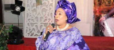 If PDP is not voted, Nigeria is in trouble again, Titi Atiku tells PDP faction in Ogun