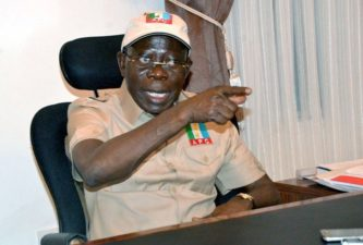 Edo 2020: Oshiomole's war against Obaseki worsening as he insists his NWC has final say on aspirants' credentials
