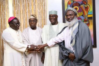 POLLS SHIFT UPDATE: How Obasanjo, Atiku, PDP, clerics, colluded with foreign observers in manipulating INEC to pre-write results