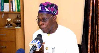Report that I have fled Nigeria is Fake News – Obasanjo