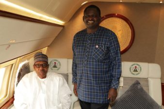 Things that pertain to our peace, by Femi Adesina