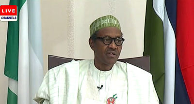 """Buhari speaks on polls shift, says """"I'm deeply disappointed"""""""
