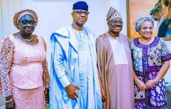 Ajimobi advises Ogun Governor-elect, Abiodun, not to fear stepping on toes to be good leader