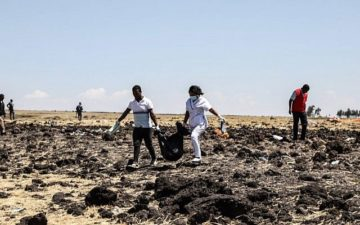 Ethiopian Flight Crash: Release of victims' bodies not now, Families told