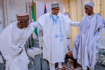 I look forward to mutual working relationship with 9th National Assembly – Buhari
