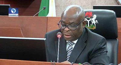 Onnoghen reportedly pre-empts Buhari, as suspended CJN resigns