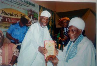 A Fulfilled Life at 85: Bola Ajibola like no other