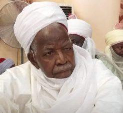Late Mamman Nasir was an incorruptible jurist– Emir of Ilorin