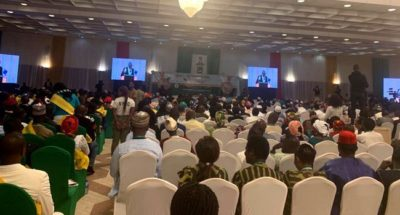 President's NYSC Award: 168 Youth Corpers get FG's automatic employments in Nigeria