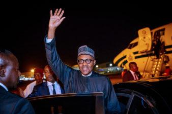 Buhari cuts Dubai trip short over Zamfara, Kaduna crisis, returns to Abuja