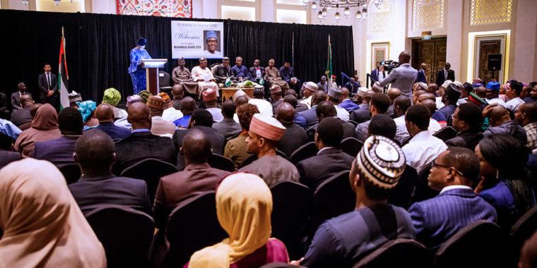 Nigeria and her betrayal by Diaspora