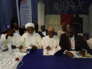 Sultan Abubakar, Gov Oyetola, Alaro, Zakariya chart way to diversity management mechanism as UNILAG Muslim Alumni converges for 1440AH Pre-Ramadan Lecture