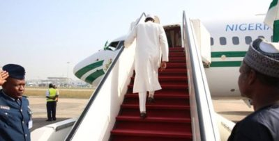 Security tops agenda, as President Buhari attends CEN-SAD meeting in Chad