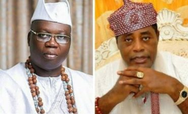 Ugboland fires back at Gani Adams: You're common chief, Aare Ona Kakanfo outdated