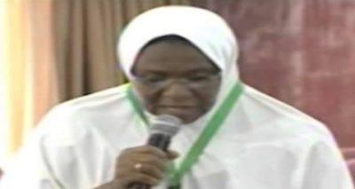 President Buhari mourns Hajiya Amina Omoti, ex-FOMWAN National Leader