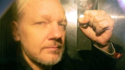 Julian Assange: Wikileaks co-founder jailed over bail breach