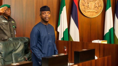 Valedictory NEC: Council highlights activities, resolutions in first term of Buhari Administration