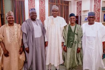 Danjuma Goje opts out of race for Senate Presidency, says as mark of respect for President Buhari