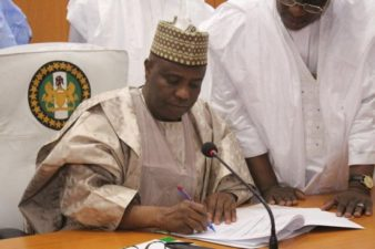 Tambuwal warns officials against shortchanging beneficiaries of empowerment programme