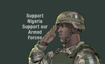 The DEFENDER Campaigns for Nigerian Military