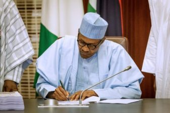 President Buhari approves promotion of 10 ACGs to DCGs