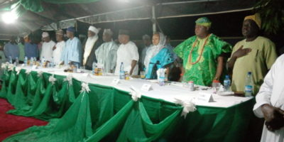 Deji of Akure, Kingdom sons, daughters, friends thank Sultan, Tambuwal over eventful visit to Seat of Caliphate
