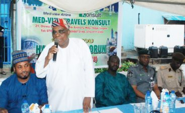 HAJJ 2019: Med-View airlifts over 3,000 pilgrims so far, to do more as MD urges prayers for Nigeria to overcome challenges