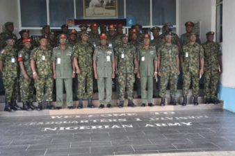 Drop unverified information, support our efforts to make Nigeria secured, peaceful, Army tells Journalists as DAPR Study Period opens