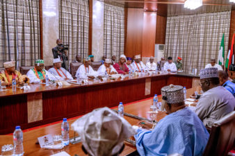 We are deploying technology to tackle security challenges, President Buhari assures South West Obas