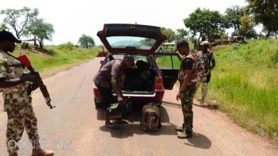 5 key Boko Haram, ISWAP logistics suppliers, fighters arrested, as Army's 'Operation Positive Identification' kicks off in Nigeria's North East
