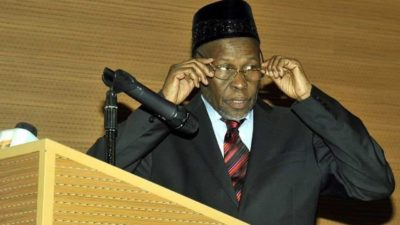 "Judiciary under me embracing technology to fast-track processes, CJN Tanko Muhammad announces, vows, ""Justice will be served under me no matter who is involved"""
