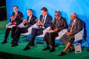 At the UN, President Buhari unfolds plans to reserve clime change in Nigeria