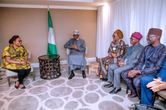 Why Nigeria faces severe climate problems – President Buhari