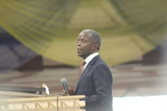 Full text of Nigerian Vice President Yemi Osinbajo's remarks at UAE organised inter-faith forum in Abuja on Thursday 21st October 2019