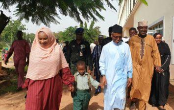 Leadership by Example: Governor el-Rufai enrols son in Kaduna public primary school