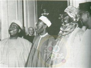 Nigeria's original founding fathers