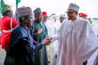 President Buhari congratulates Kano, Plateau Governors on Election Tribunal victories
