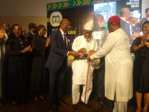 Another feather to Bola Ajibola's cap, as ex-World Court Judge bags arbitration award in Nigeria