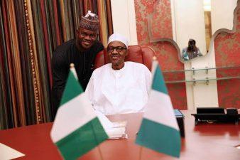 President Buhari congratulates Kogi Governor Bello on re-election
