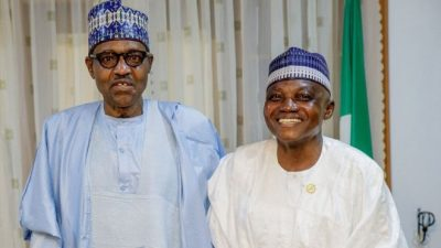 You stand in for me at very crucial times, I congratulate you, President Buhari tells his media aide, Garba Shehu at 60