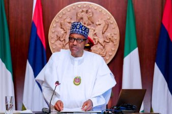 President Buhari commissions 628 cadets, urges police to maintain professionalism