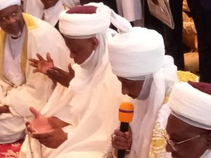 We can win the fight against insurgency in Nigeria, Sultan of Sokoto insists at UFUK event