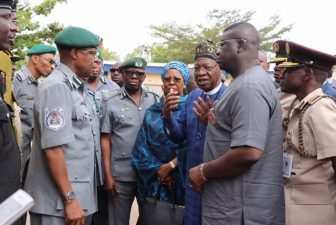 Border drill has reduced violent crimes in the North-West – FG