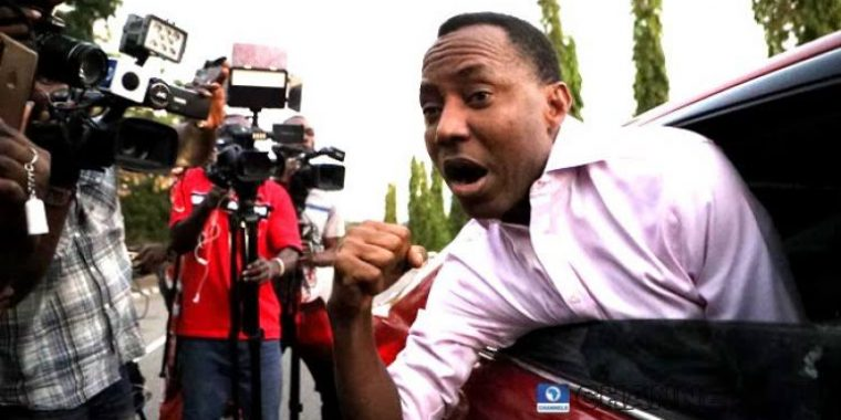 Sowore's #RevolutionNow makes fresh call for change of government, stages protest in Abuja, Ogun, Ondo, Osun states