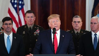 A piece on Trump's murder of Soleimani backed by NATO chief scribe, by Onyemaechi Ogbunmezeh