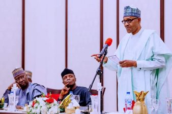 I'm clear successor of free, fair election, will bequeath same – President Buhari