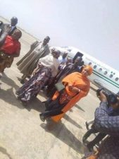 PDP slams President Buhari, demands apology for his daughter flying in presidential jet