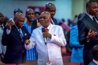 Nathaniel Samuel's failed bombing of my church Jesus' miracle, says Bishop Oyedepo